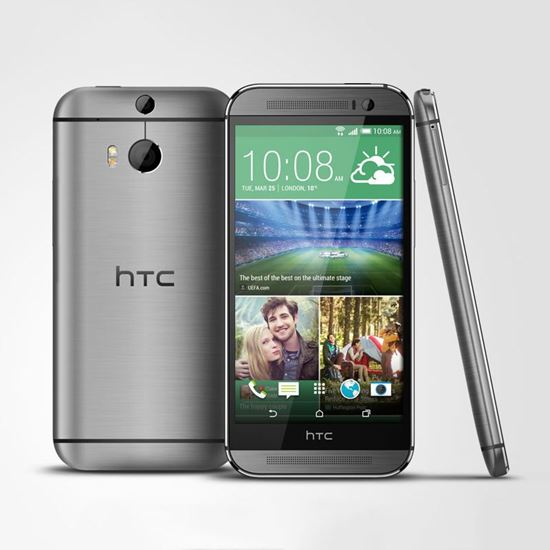 resm HTC One M8 Android L 5.0 Lollipop