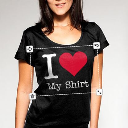Resim Custom T-Shirt