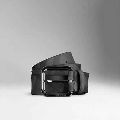 Resim Reversible Horseferry Check Belt
