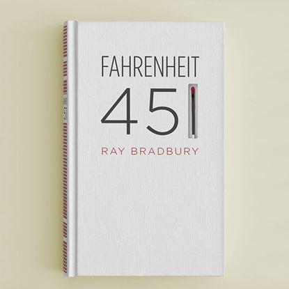 Resim Fahrenheit 451 by Ray Bradbury