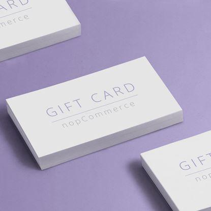 Resim $50 Physical Gift Card
